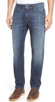Fidelity &Jimmy& Slim Straight Leg Jeans (Helios)