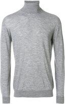 Nuur roll-neck jumper - men - Merino - 46