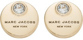 Marc Jacobs Mj Coin Studs