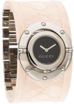 Gucci Twirl Quartz Watch
