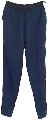 Celine Multicolour Polyester Trousers