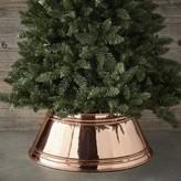 Williams-Sonoma Williams Sonoma Copper Monogrammed Tree Skirt
