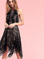 Burtan High Low Lace Dress by Acler