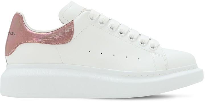 Alexander McQueen Pink Women's Sneakers
