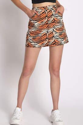 Sans Souci Tiger Print Mini