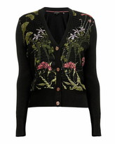 Ted Baker Hyree Highland V Neck Cardigan