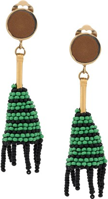 Marni Hanging Stone Earrings