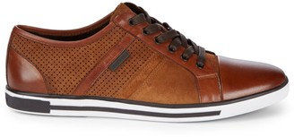 Kenneth Cole New York Perforated Suede Sport Shoes