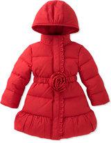 Kate Spade Rosette Puffer Coat, Size 7-14