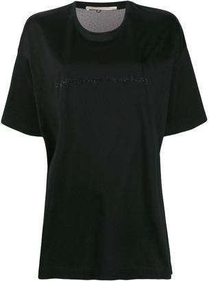 Marco De Vincenzo rhinestone-embellished T-shirt