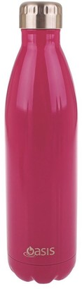 Oasis Insulated Stainless Steel Water Bottle 750ml Pink