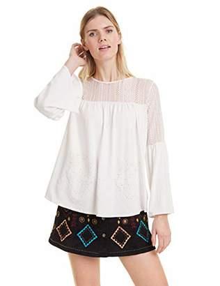 Desigual Women's T-Shirt Ivana,M