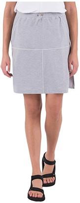 INDYGENA Hiza (Black) Women's Skirt