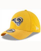 New Era Los Angeles Rams On-Field Color Rush 39THIRTY Cap