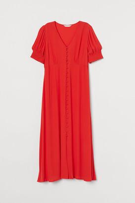 H&M MAMA Crepe dress