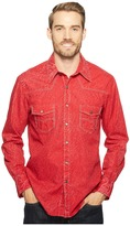 Rock and Roll Cowboy - Long Sleeve Snap B2S2072 Men's Clothing