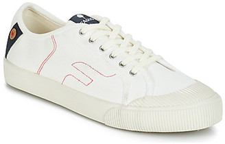 Faguo AVOCADO women's Shoes (Trainers) in White