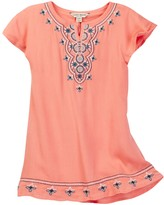 Lucky Brand Missy Embroidered Dress (Little Girls)