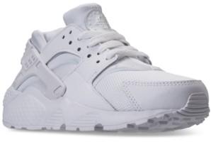 Nike Big Kids' Huarache Run Running Sneakers from Finish Line