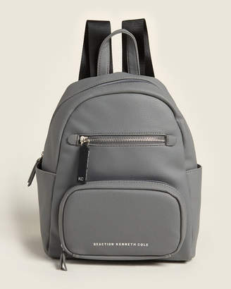 Kenneth Cole Reaction Slate Collateral Vegan Backpack