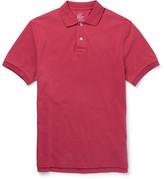 J.Crew Slim-Fit Cotton-Piqué Polo Shirt