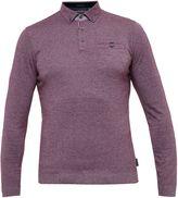 Ted Baker Salvi Woven Polo Shirt