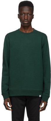 Norse Projects Blue Vagn Classic Sweatshirt