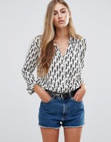 Maison Scotch Lightweight Shirt
