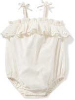 Old Navy Ruffle-Trim Bubble Romper for Baby