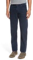 AG Jeans Men's 'Graduate' Tailored Straight Leg Corduroy Pants