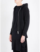 Unravel Terry Boy cotton-jersey hoody