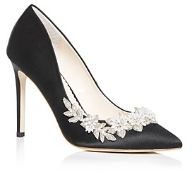 Bella Belle Women's Jasmine Embellished High-Heel Pumps