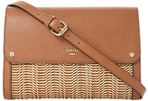 Dune Elberta Raffia Clutch Bag