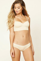 Forever 21 FOREVER 21+ Contrast Stripe Seamless Panty