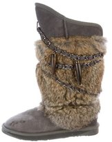 Australia Luxe Collective Atilla Faux Fur Boots