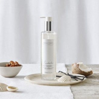 The White Company Seychelles Large Hand Cleansing Gel, No Colour, One Size