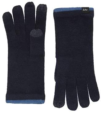 Echo Touch Gloves with Tipped Edge Navy) Extreme Cold Weather Gloves