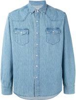 MAISON KITSUNÉ pocket shirt - men - Cotton - S