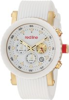 Redline Red Line Men's RL-18102-YG-02 Compressor Chronograph Dial Watch