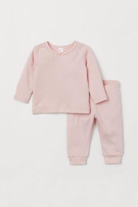 H&M Pointelle Pajamas