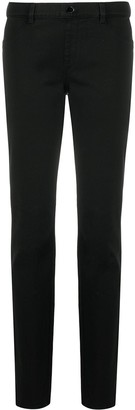 Love Moschino Slogan Embroidered Skinny Jeans