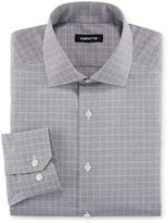 Claiborne Wrinkle-Free End-On-End Dress Shirt - Big & Tall