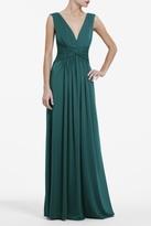 BCBGMAXAZRIA Lesley V-Neck Dress