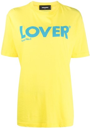 DSQUARED2 Lover T-shirt