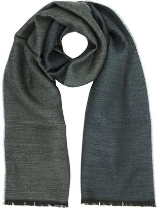Marina D'Este Solid Wool Scarf