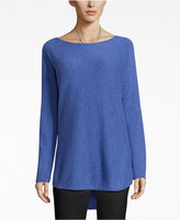Charter Club Cashmere High-Low Sweater, Only at Macy's