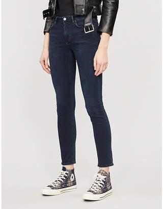 Acne Studios Climb skinny mid-rise jeans