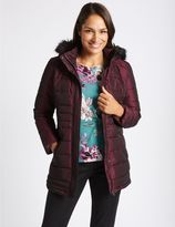 Marks and Spencer Padded Coat with StormwearTM