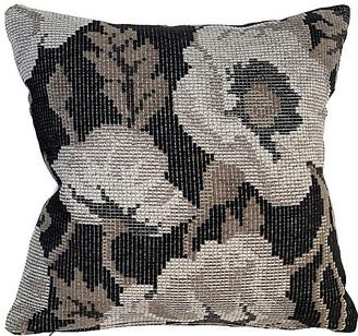 Kim Salmela Waverly 20x20 Pillow - Black