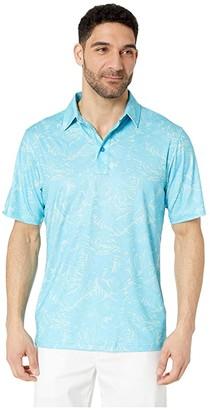 Straight Down Mauna Kea Polo (Cabo) Men's Short Sleeve Knit